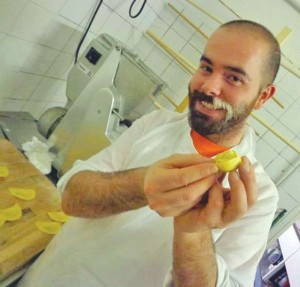 Chef Bruno Giordano