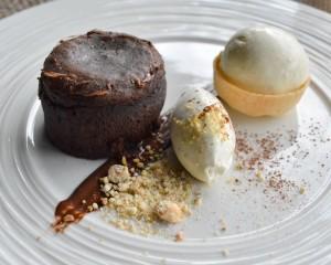 Chocolate Cake at Metis