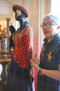 Queen Rania Dress by Harry Darsono