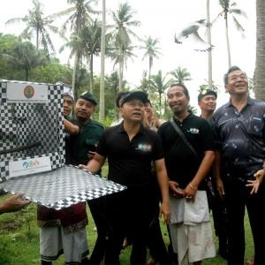 New Bali Starling Bloodline Released into Island Bird Sanctuary