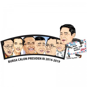 A Satirical Guide to Indonesian Politicians