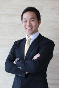 Adrian Li - Qraved co-founder