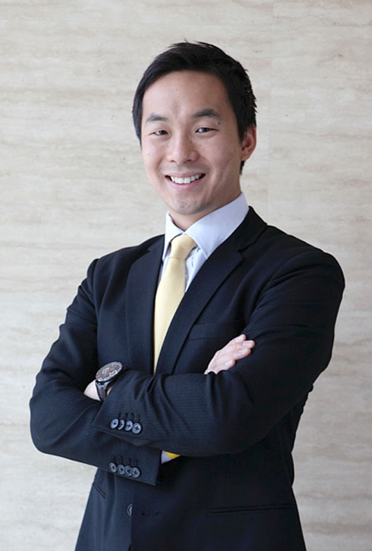 Adrian Li - Qraved founder