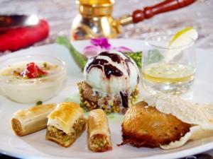 Dessert - Helwa & Baklawa