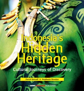 Indonesia's Hidden Heritage Book Cover