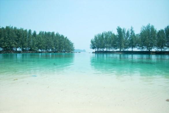 Pulau Kotok - Photo by Satyam Sharat