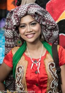 Siti the Dayak Dancer