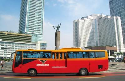 Transjakarta Bus