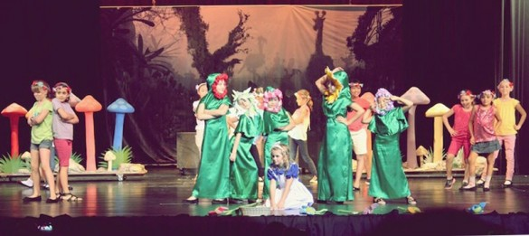 Drama Production - Alice in Wonderland