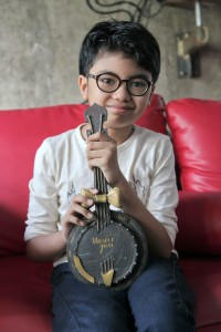 Joey Alexander and his Grand Prix Award
