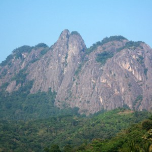 Machete Mountain (Gunung Parang)