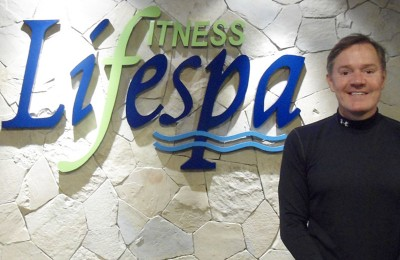 Brian Billdt - the CEO of LifeSpa Fitness