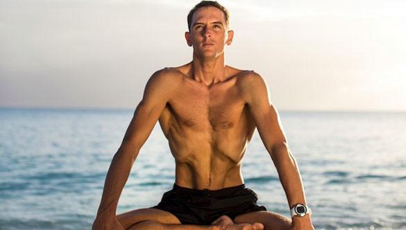 Freediving World Champion William Trubridge