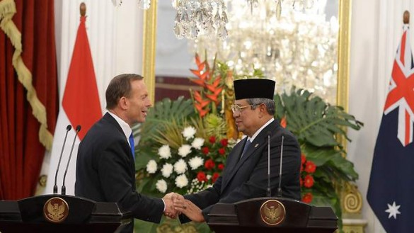 Australia - Indonesia Diplomacy