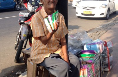 Parman the Tissue and Face Mask Seller