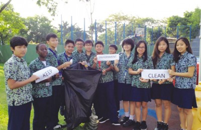 Singapore International School Students