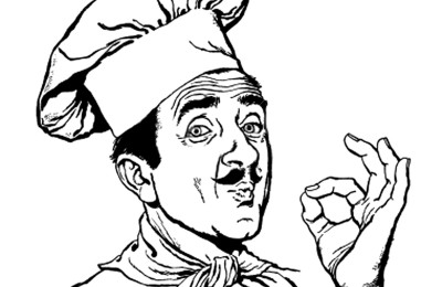 stock-illustration-18470604-chef-making-ok-hand-signal