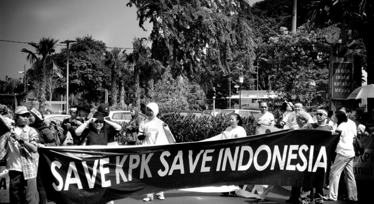 KPK Save Indonesia by Ivanatman