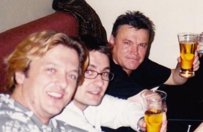 1 Ian, Gordon, Nick