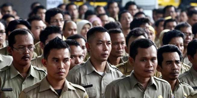 Indonesian civil servant sex part 2