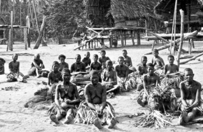 The canibalistic Fore Tribe of Papua New Guinea