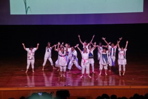 Down Syndrome Students on Stage | Photo Courtesy of Gigi Art of Dance