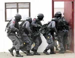 Anti terrorist police in Indonesia, Den88 or Detachment88