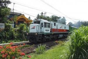 Indonesian Train | Photo Courtesy of Prayitno