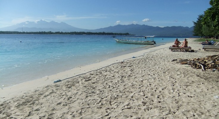 Gili Trawangan | Courtesy of Wikimedia