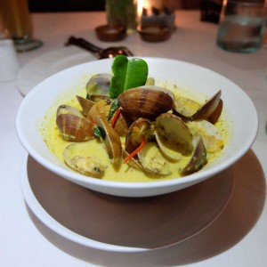 Manis clams | Photo Courtesy of Zomato user Nart o