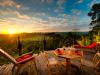Bambu Indah - Afrika Deck Sunset View