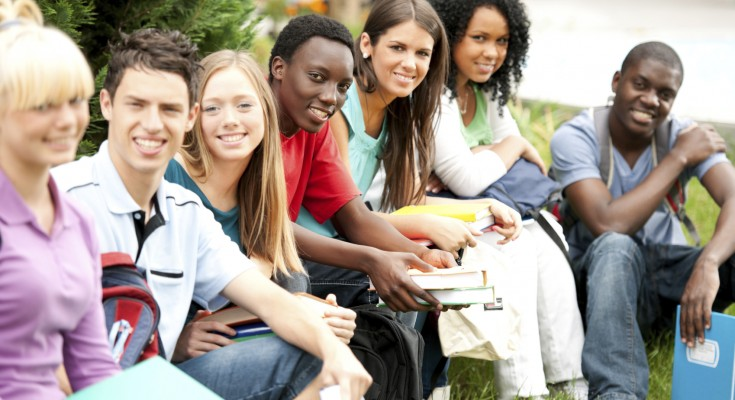 Group of Teenage Students | Photo Courtesy of Istock