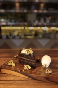 Spice's Chocolate cake