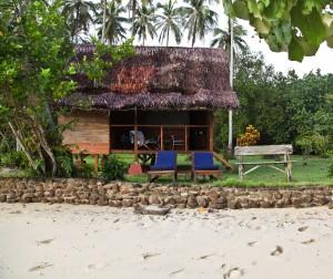Bungalows at Cubadak Paradiso Village