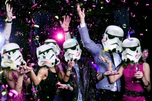 MERCURE Simatupang Star Wars New Years
