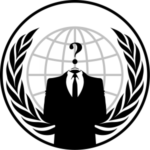 Anonymous group emblem