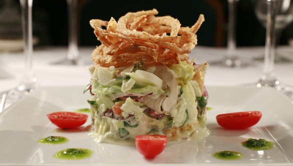 Chop Salad | Photo Courtesy of Ruth's Chris Steak House