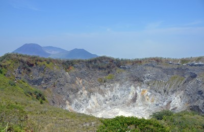 Highlands Tour  Mount Mahawu crater
