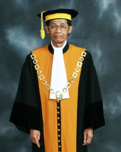 Judge Artidjo Alkostar. Courtesy of Wikimedia