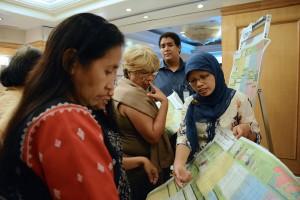 Open Data Lab Jakarta holding a workshop | Photo Courtesy of Open Data Lab Jakarta