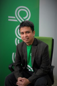 Ridzki Kramadibrata, Managing Director of Grab Indonesia
