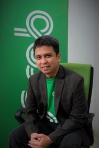 Ridzki Kramadibrata, Managing Director of Grab Indonesia