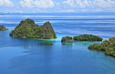 Raja Ampat by Angela Richardson