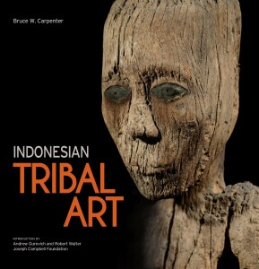 One of Bruce Carpenter's books 'Indonesian Tribal Art'