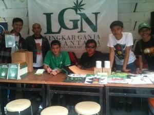 Lingkar Ganja Nusantara