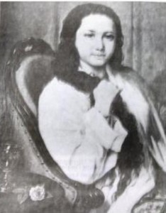 Olivia Mariamne Devenish, Raffles' first wife