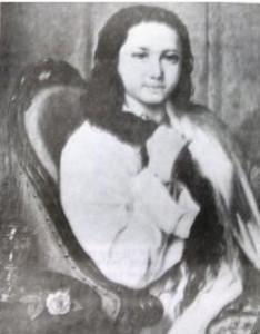 Olivia Mariamne Devenish, Raffles' first wife