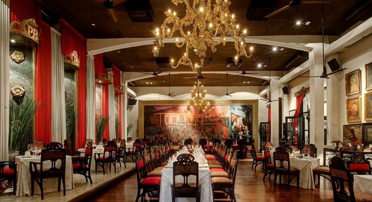 Tugu Kunstkring Paleis A Culturally Rich Dining