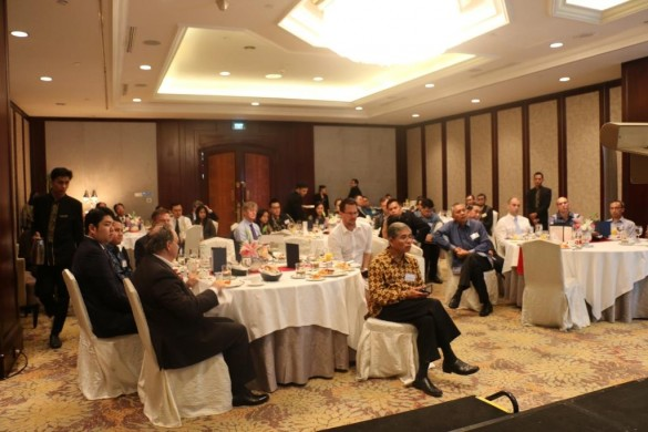 The Audience at Ministerial Briefing Series | Photo by BritCham