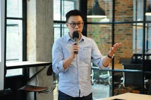 Willson Cuaca, Managing Partner of East Ventures